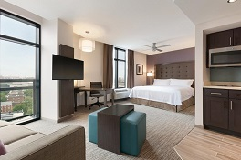 Homewood Suites By Hilton Room