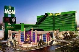 NAB Hotels MGM Las Vegas