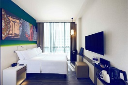 Mercure Singapore Bugis Room