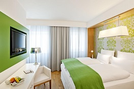 NH Frankfurt Messe Room