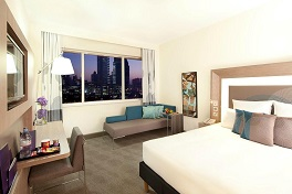 Novotel World Trade Centre Dubai Room