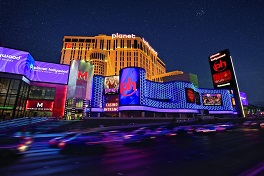 NAB Hotel Planet Hollywood Las Vegas