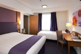 Premier Inn London Docklands ExCel Room